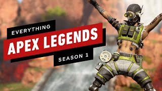 Everything You Need To Know About Apex Legends Season 1