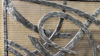видео Кованые перила для лестниц – стильная и функциональная деталь