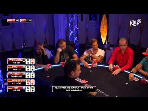 CASH KINGS E27 1/2 - CZ - NLH 2/5 ante 5 - Big Scotty - Marek Blasko - PiMo