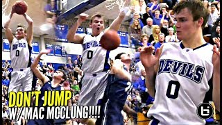 DON'T JUMP w/ MAC MCCLUNG!! LOSES His Mind AGAIN In 1st Playoff Game & Catches ANOTHER BODY!