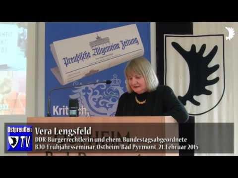 Vera Lengsfeld über den Zusammenschluss von Bündnis 90/Grüne der DDR mit den West-Grünen