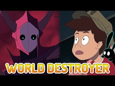 The Animated Film That NEEDS To Happen! - World Destroyer