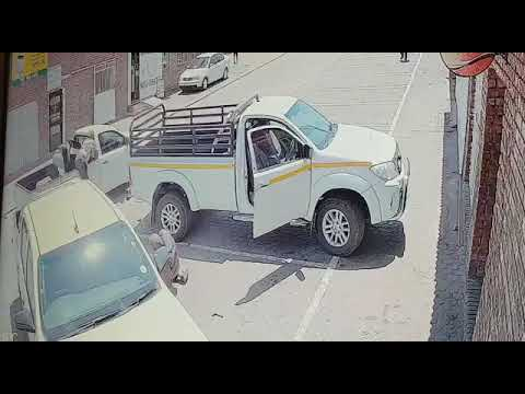 Limpopo business man robbed.