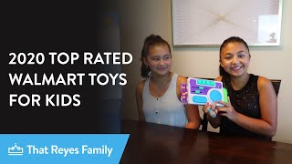 Top Rated by Kids Toys from Walmart 2020