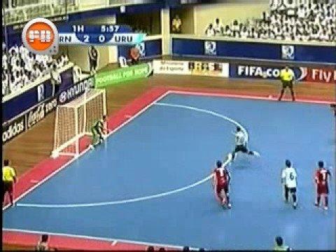 [Futsal] Iran 4-2 Uruguay