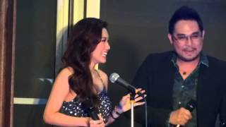 """Sun and Moon"" by Rachelle Ann Go and Jed Madela"
