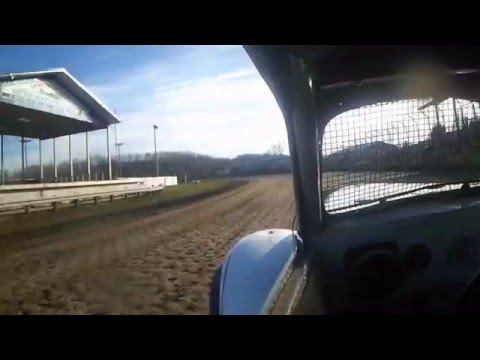 Ryan Mech #37 Practice Lafayette County Speedway