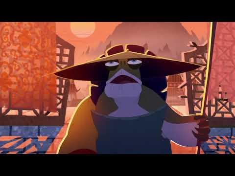 Мультфильм кунг фу панда праздничный выпуск смотреть