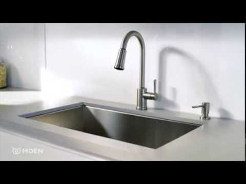 cool hole size faucets medium luxury of caldwell blog moen kitchen faucet