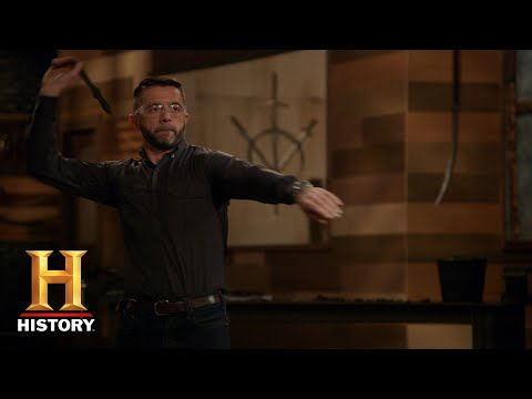 Forged in Fire: Mono Steel Knife Redemption Tests (Season 6) | History