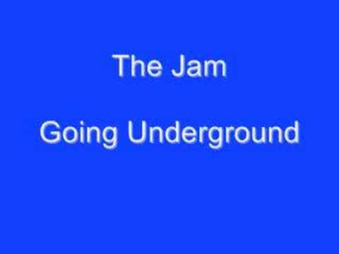 The Jam - Going Undeground