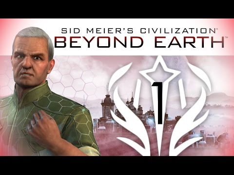 Civilization: Beyond Earth Gameplay #1 (Brasilia, Purity)