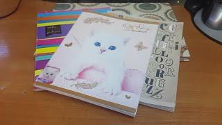Обзор на мои фенечные тетради и схемы By Rina!)