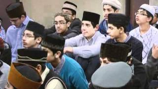 Gulshan-e-Waqfe Nau (Atfal) Class: 11th December 2010 - Part 3 (Urdu)