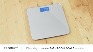 A Simple, Beautiful Bathroom Scale | by Greater Goods