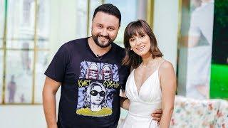 Dana Rogoz si Radu Dragomir, sapte ani de casnicie
