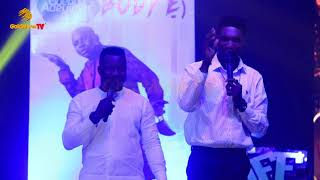 STILL RINGING39S PERFORMANCE AT LAFF MATTAZZ WITH GBENGA ADEYINKA D 1ST