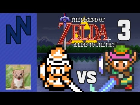 The book shack - The Legend of Zelda: Link to the Past - Race Against Yahweasel - Part 3