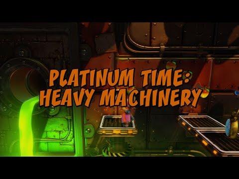 Heavy Machinery Platinum Time