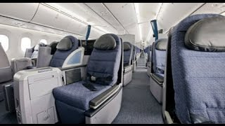 UNITED AIRLINES | DREAMLINER BUSINESS CLASS | LOS ANGELES-HOUSTON