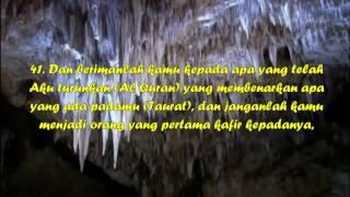 Page 7 (Al Baqarah ayat 38-48) Abdullah Al Matrood terjemah Indoensia