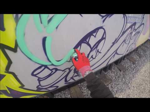 Graffiti  Ghost EA & Kak ILW  Burners Episode 2