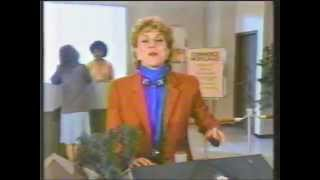 1984 The COMMERCE bank Commercial With singer Anne Murray