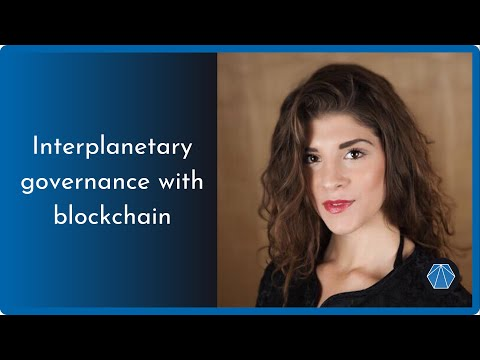 Power Chat With Toni Lane Casserly, Interplanetary Governance With Blockchain