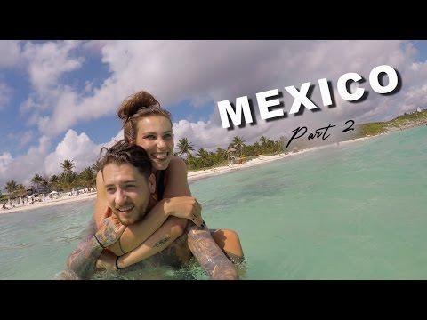 TRAVEL to MEXICO 4K