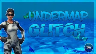 UNDER LEAKY LAKE?!? | FORTNITE | UNDER THE MAP GLITCH |