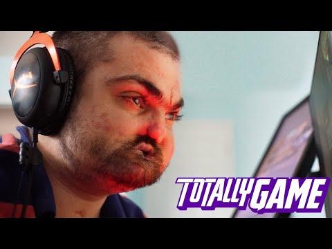 Legally Blind Gamer Joins 'Global Elite'   TOTALLY GAME  
