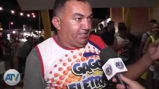 ATV - Ultima noite do Carnaval 2015 em Acari
