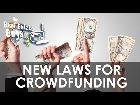 New Crowdfunding Rules For Non-Accredited Real Estate Investors