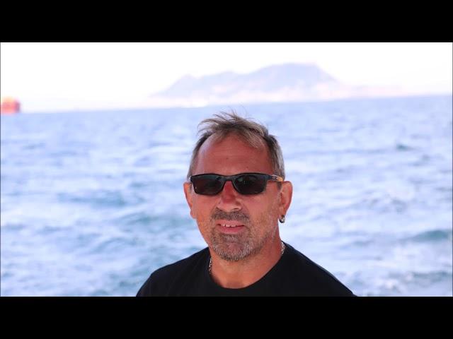 #08 Segeln Atlantiküberquerung Gibraltar nach  Tanger