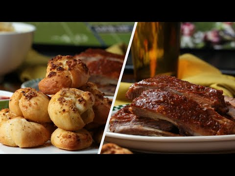 4 Recipes To Step Up Your Game Day • Tasty