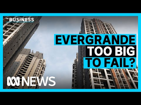 Will the Chinese government let Evergrande collapse?   The Business   ABC News