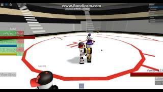 ROBLOX Hockey (NHL) - Fight! #5