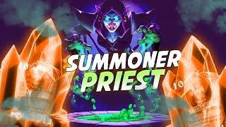 SUMMONER PRIEST LI COUNTERA TUTTI!! [HEARTHSTONE ITA]