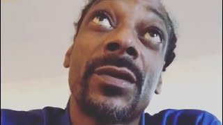 Snoop Dogg Reacts To Alabama Georgia Football Game