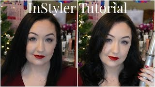 Instyler Tutorial: How to curl hair with the Instyler Thumbnail