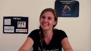 Interview Aurélie Garde - Marseille, septembre 2018