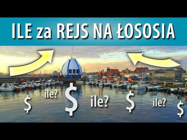 Ile kosztuje rejs na łososia? Cennik wyprawy łososiowej...