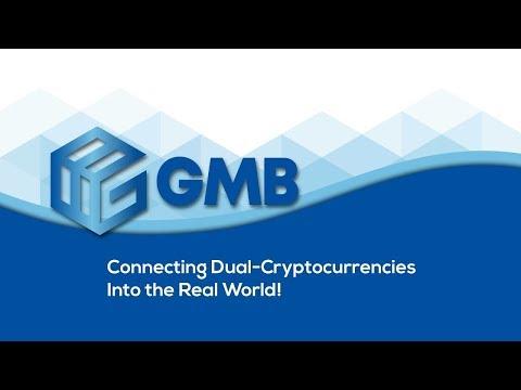 Новый иновационый блокчейн проэкт GMB  Обзор ICO проекта GMB