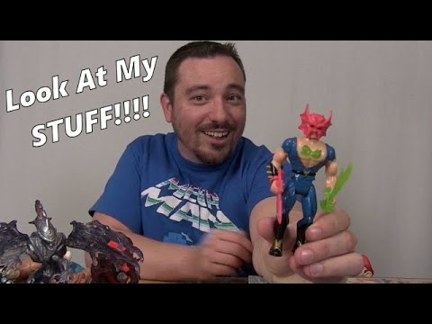 Look At My Stuff! - C2E2 2015 and Kane County Toy Show Haul