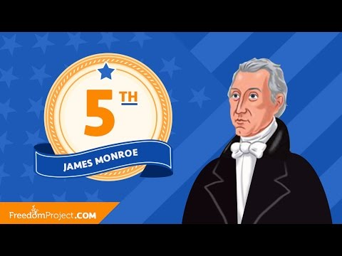 James Monroe | Presidential Minute