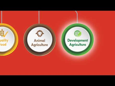 Sydney Institute of Agriculture  |  Launch Video