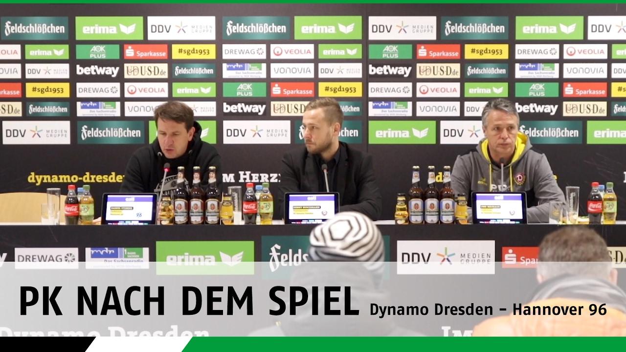 Dresden Hannover 96