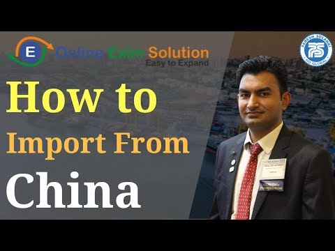 How to Import from China || Export Import Business In India || Paresh Solanki