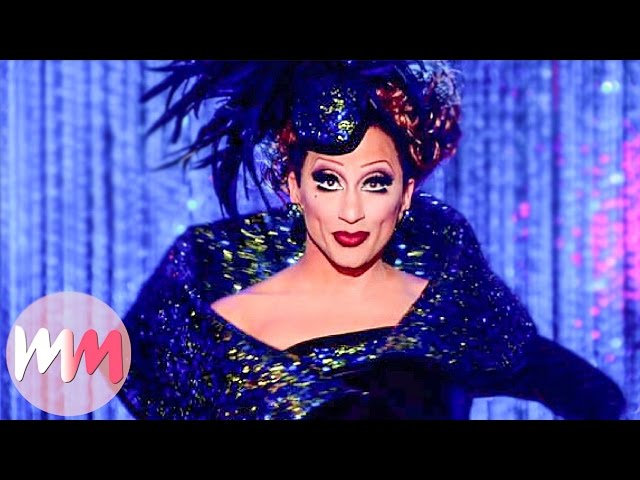 Top 10 Best Queens from RuPaul's Drag Race