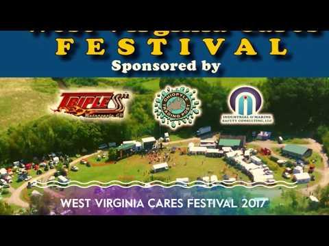 West Virginia Cares Festival 2017